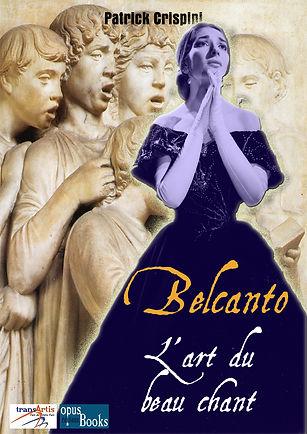PC CONF BELCANTO L'Art du beau chant Cov