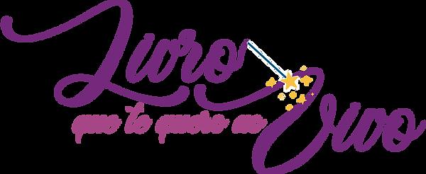 Livro qtq ao Vivo - Logo principal ofici