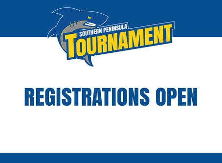 registrations open