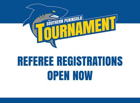 Register to referee