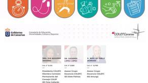 """Webinar: """"Orientaciones para una EF segura y de calidad en centros educativos de Canarias"""""""