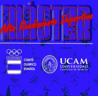 Máster en Alto Rendimiento Deportivo (Comité Olímpico Español) - UCAM