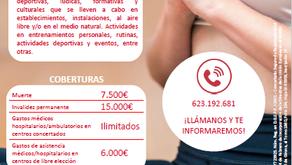 GALIA. SEGURO DE ACCIDENTES