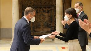 El Consejo COLEF recibe el Premio Nacional a las Artes y las Ciencias Aplicadas al Deporte.