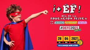 #DEFC2021, ya puedes adherir a tu centro educativo