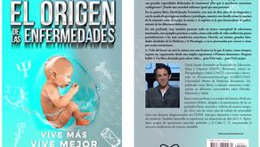 El origen de las enfermedades. Nuevo libro de David Jurado Fernández. EFD. nº 8.241.