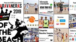 III KING-QUEEN OF THE BEACH 2019 - Pablo Bautista col.8208