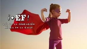 #DEFC - Día de la EF en la Calle 2020