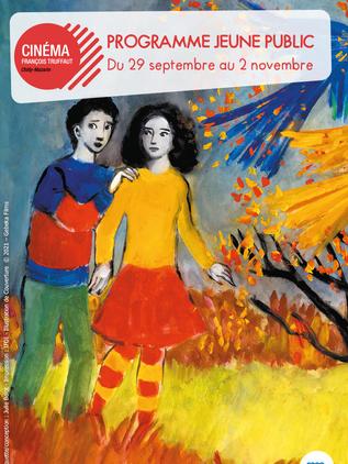 Programme Jeune Public d'octobre 2021