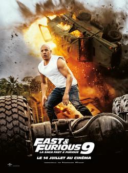 fast & Furious 9 af