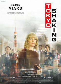 Tokyo shaking af