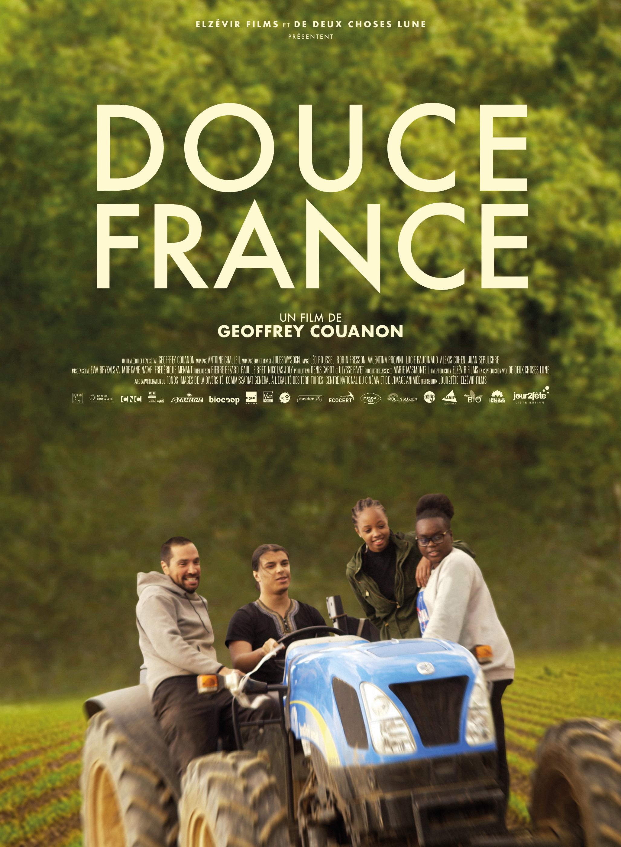 DOUCE FRANCE_120X160_N3