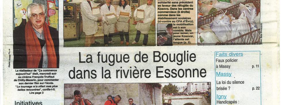 Tavernier Le républicain 1999 - couv.pn