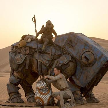 14h - Star Wars - Le Réveil de la Force (épisode VII)