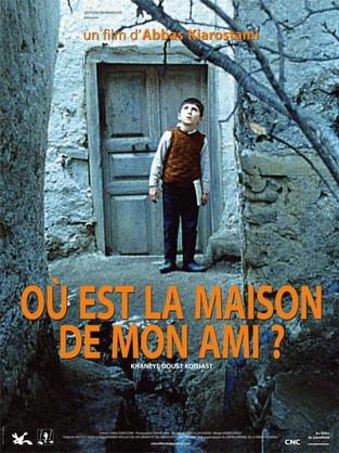 OÙ EST LA MAISON DE MON AMI ?