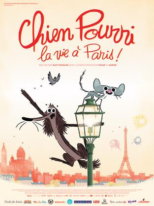 CHIEN POURRI - LA VIE À PARIS