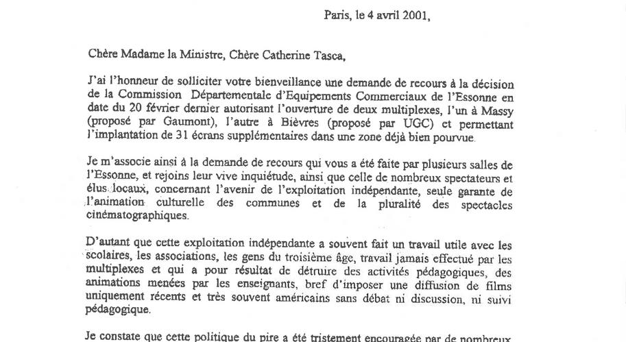 Lettre de soutien Tavernier 2001.png