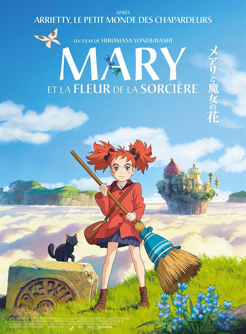 Mary et la fleur af