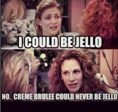You Mighty Woman of... Jello-O!