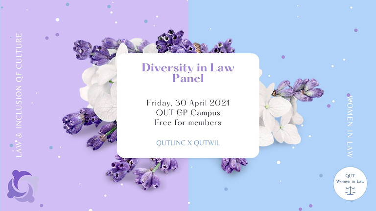 Diversity in Law Panel LINC x WIL