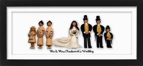 """Mr. & Mrs. Chadworth's Wedding"""
