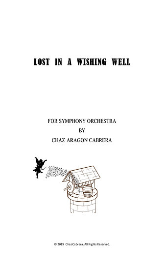 LOST IN A WISHING WELL - By Chaz Cabrera
