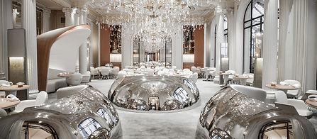 Paris Plaza Athenee Restaurant | Alain Ducasse | Blog Post
