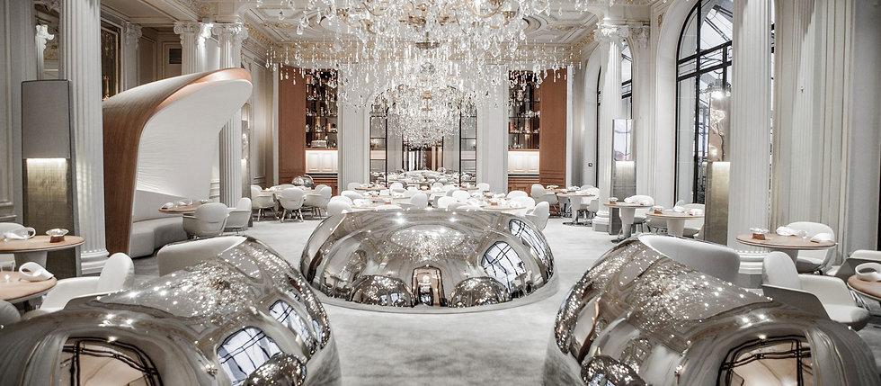 Hotel Plaza Athenee | Paris, France | Luxury Hotel