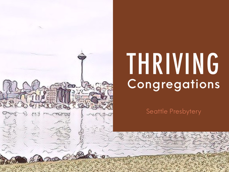 Thriving Congregations Program (TCP): An Introduction
