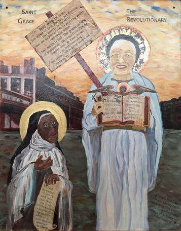 Saint Grace:  The Revolutionary