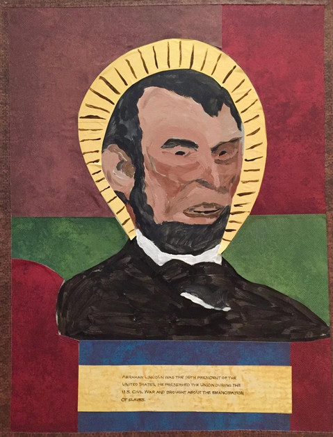 Abe: Patron Saint of Abolition
