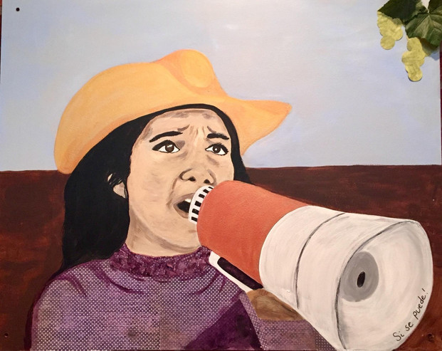 Dolores: Matron Saint of Farm Workers and Women Activists