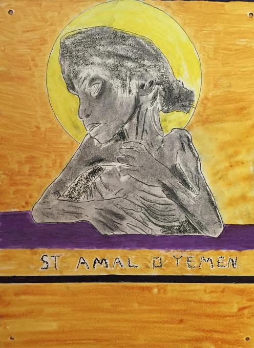 Saint Amal, Holy Daughter of Yemen: Martyr to War Profiteers