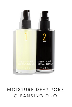 Moisture Deep Pore Cleansing Duo