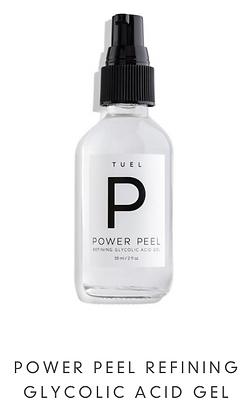 Power Peel Refining Glycolic Acid Gel