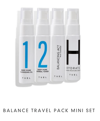 Balance Travel Pack Mini Set