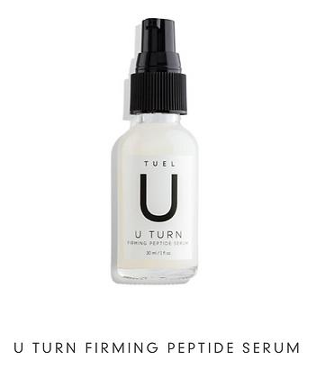 U Turn Firming Peptide Serum