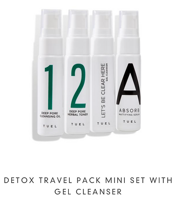 Detox Travel Mini Set