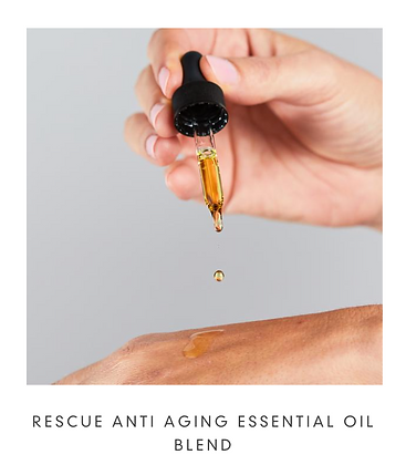 Rescue Anti Aging Essential Oil Blend