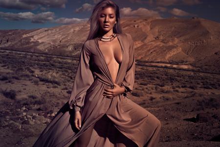 Jora Frantzis Desert Shoot
