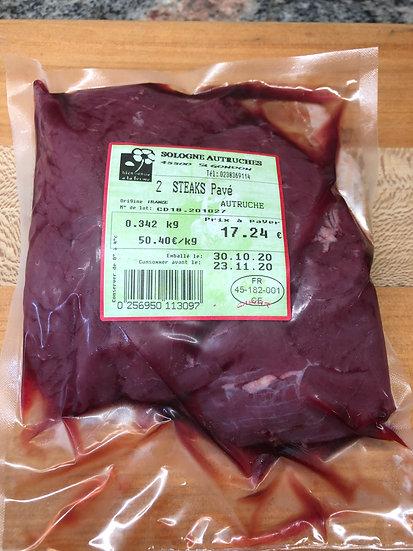 Pavé steak qualité steak