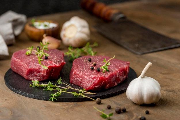 Caissette viande bovine 10Kg