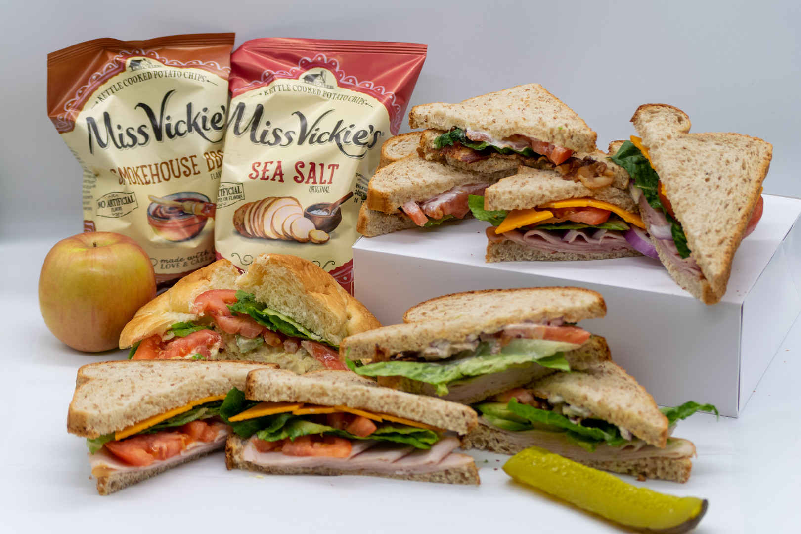 Standard Sandwich Platter
