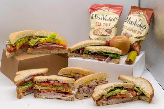 Premium Sandwich Platter