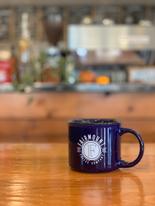 Ceramic Mug - Navy $12