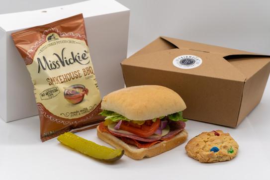 Premium Box Lunch