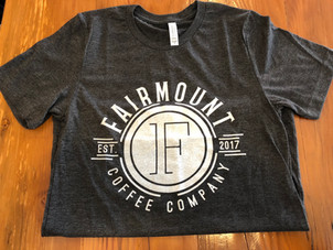 Gray T-Shirt $15-18