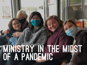 Ministry in the Midst of a Pandemic