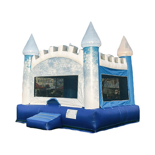 Frozen Jump Castle