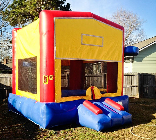 Charleston Jump Castle Rental